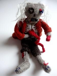 Strick-Zombie