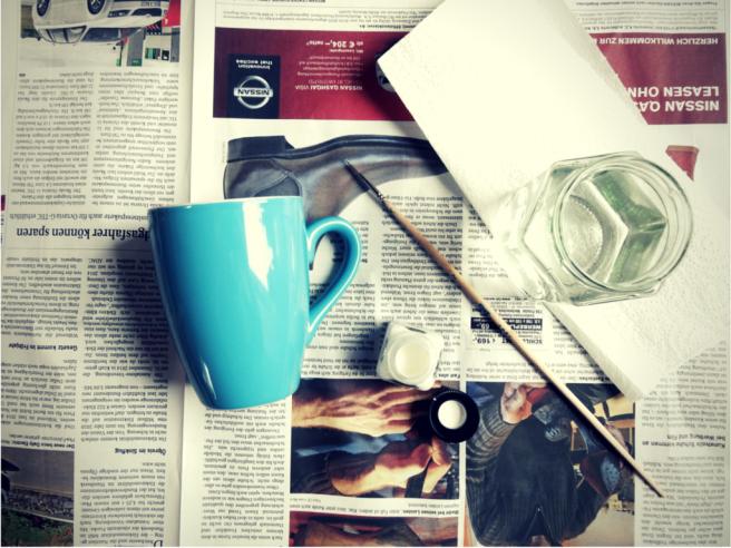 Anleitung: Porzellan-Malerei für Anfänger