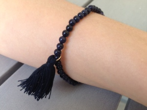 Put a Quaste on it! Armband Quaste selbst machen