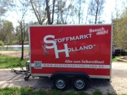 """Kathi's """"Stoff-Haul"""": Stoffmarkt Holland"""