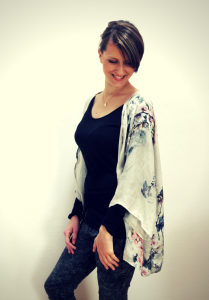 Kimono Jacke 1