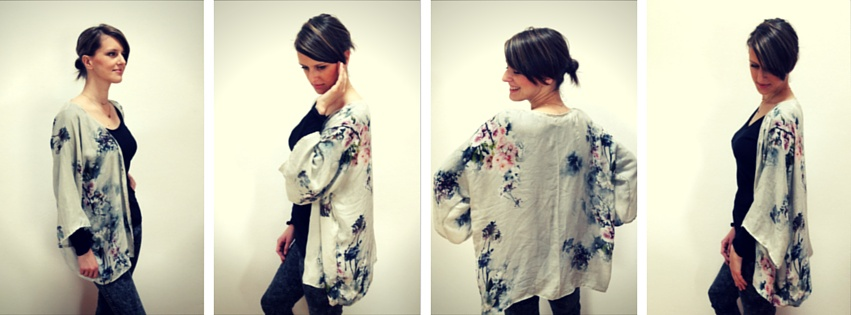 Anleitung: Kimonos für alle! | Lisibloggt