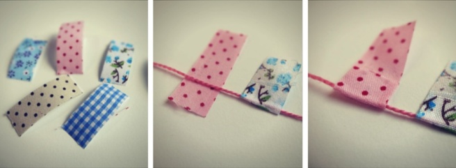 Washi Tape - Karten 2