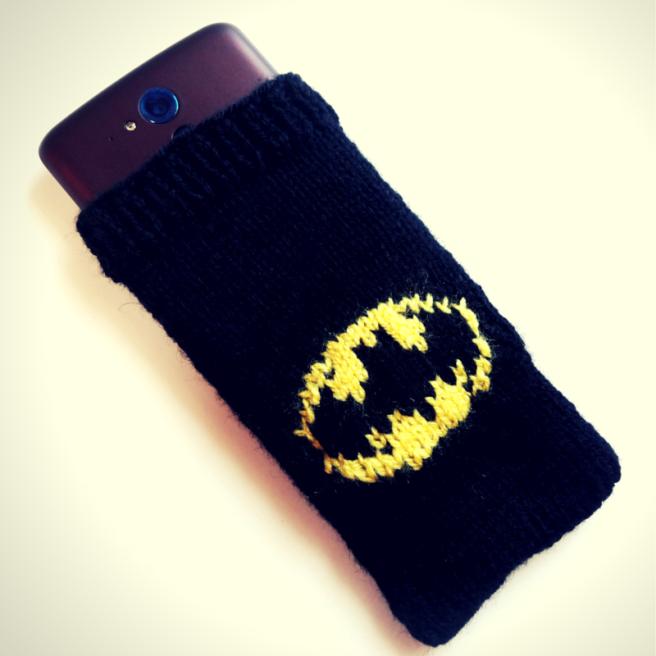 Batman Smartphone- Hülle