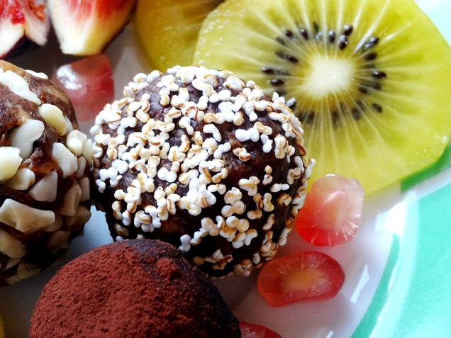 vegane energiebomben datteln erdnüsse rezept kakao 7