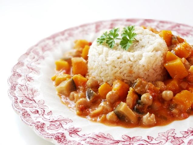 veganes kuerbis curry rezept vegan food 2