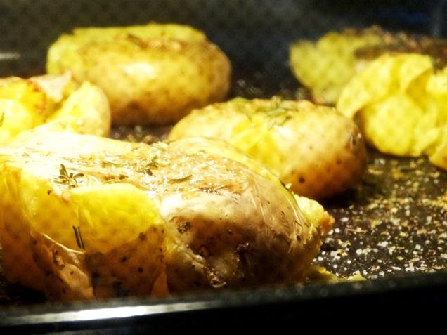 geile ofen kartoffeln tzatziki rezept vegan 10