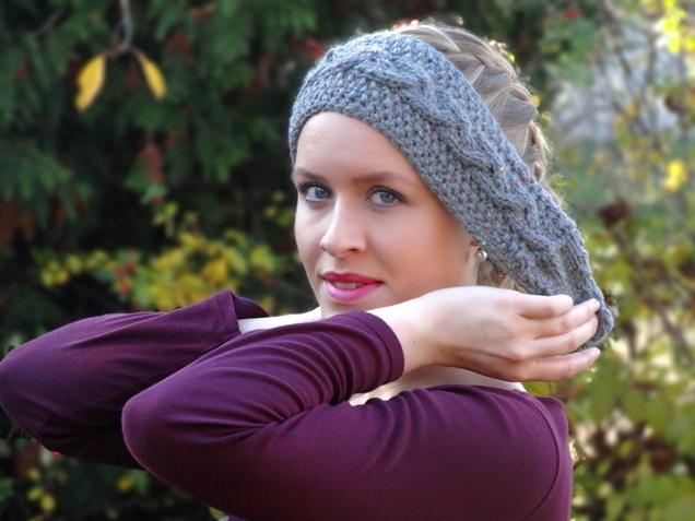 Anleitung: Knöpf-Stirnband stricken | Lisibloggt
