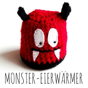 Anleitung Monster Eierwärmer Häkeln Lisibloggt
