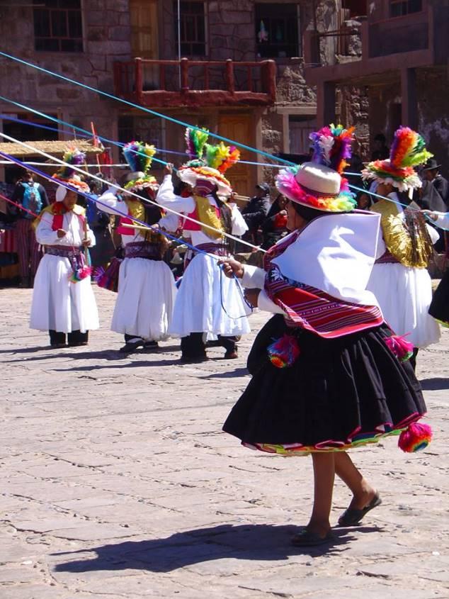 strickende Maenner Peru 3