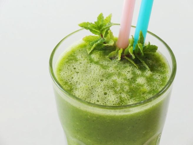 Rezept: Grüner Smoothie für Einsteiger