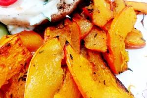 rezept vegane falafel burger kuerbis pommes lisis vegan food 6