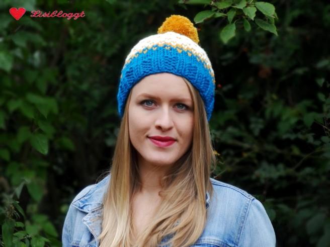 Anleitung: Norwegermütze mit Bommel für Einsteiger