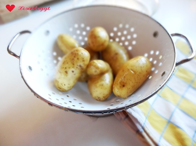 Rezept: Lisi's Lieblings-Kartoffelsalat (vegan, glutenfrei)