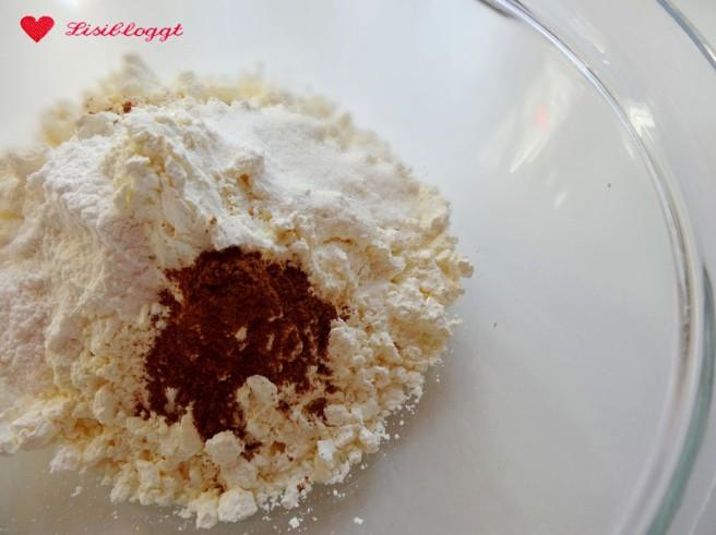 Rezept: Waffeln mit Himbeermarmelade (vegan, glutenfrei)