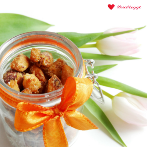 Rezept: Gebrannte Nüsse (vegan, glutenfrei)