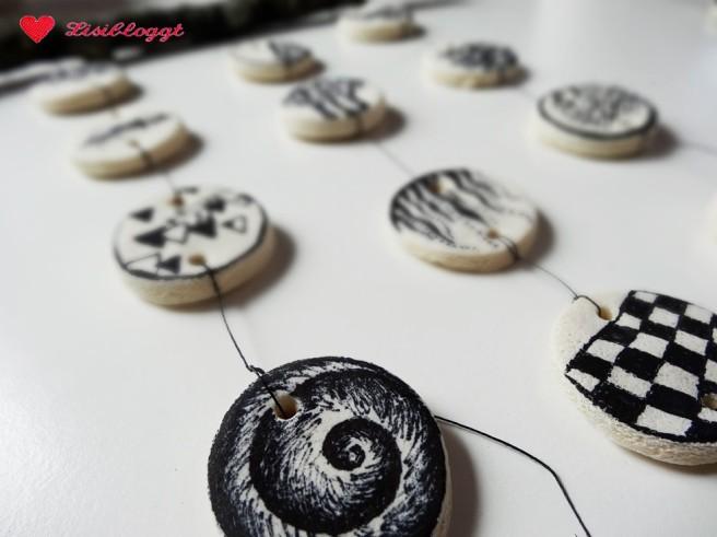 Anleitung: Salzteig-Anhänger (Wanddeko)