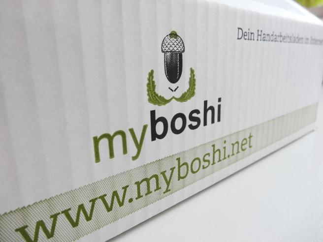 Material: Veganes Garn von myboshi (Sponsored)