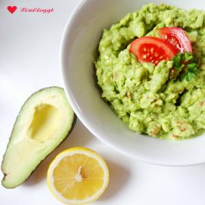 Rezept: Lieblings-Guacamole (vegan, glutenfrei)