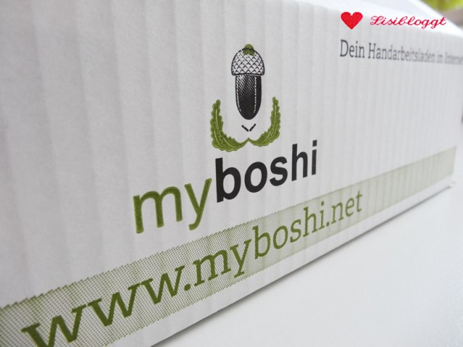 Material: Veganes Garn von myboshi (Produkttest*)
