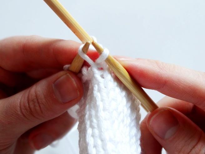 Lisitipps: Verlorene Maschen beim Stricken wieder aufnehmen