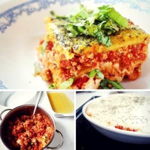 Rezept: Vegane Lasagne à la Lisi
