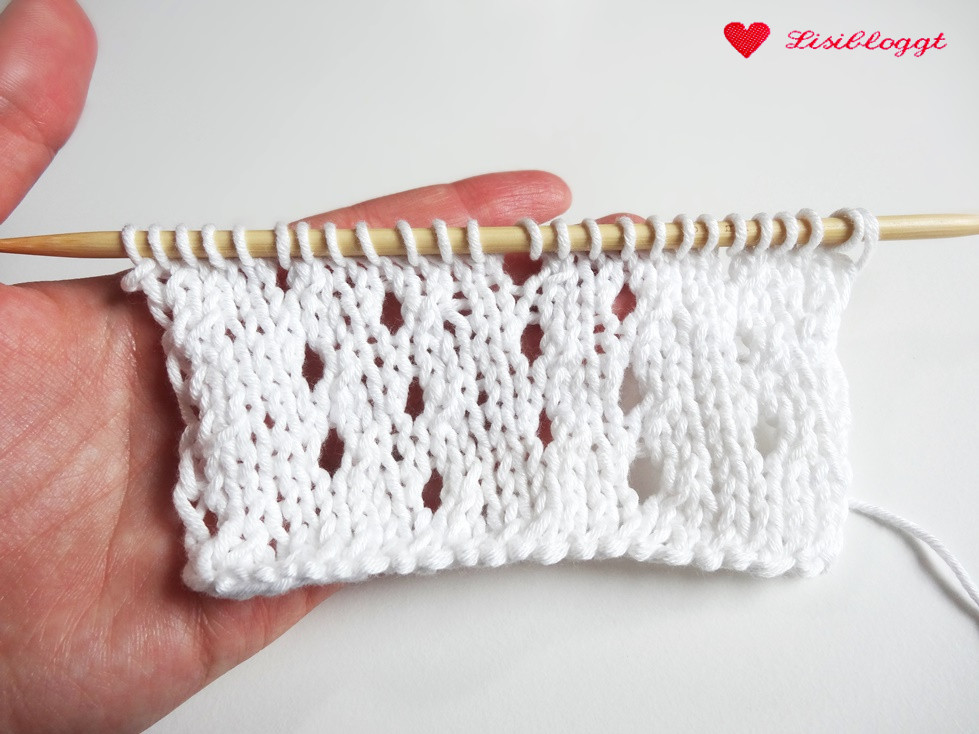 Dorable Rautenmuster Stricken Pictures - Decke Stricken Muster ...