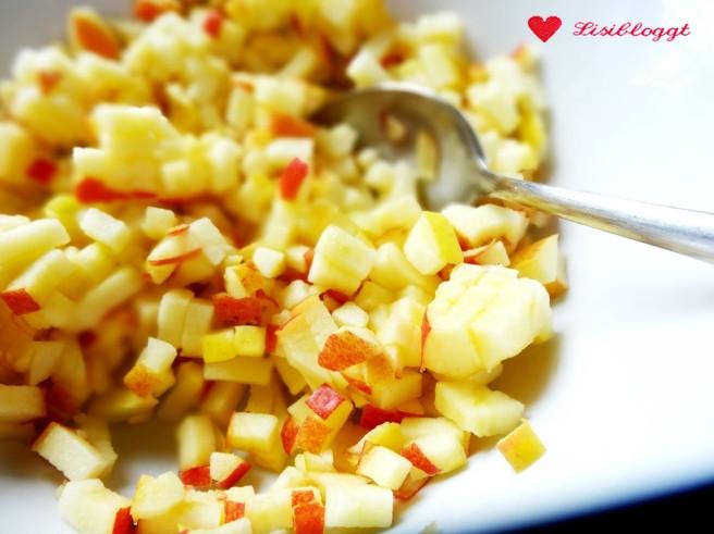 Rezept: Vegane Apfel-Nuss-Schnecken