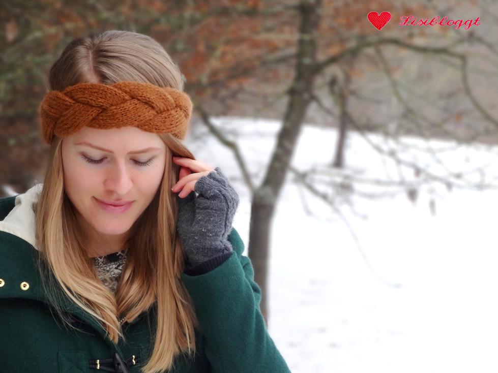 Anleitung Geflochtenes Stirnband Stricken Für Einsteiger Lisibloggt
