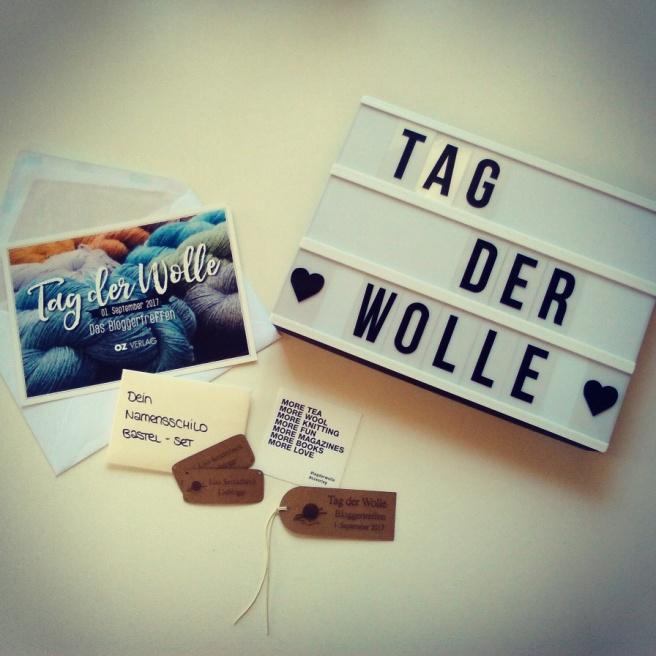 """Lisibloggt beim """"Tag der Wolle"""" des OZ-Verlags in Freiburg"""