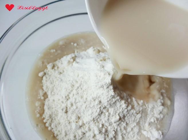 Rezept: Mediterranes Baguette (vegan)