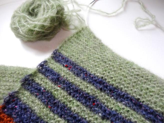 Entdeckung der Woche: Strickprojekte vom Tag der Wolle