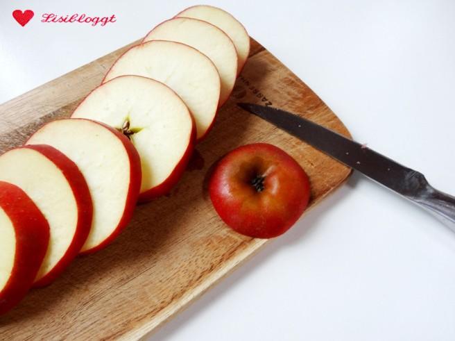 Rezept: Vegane Apfelküchle
