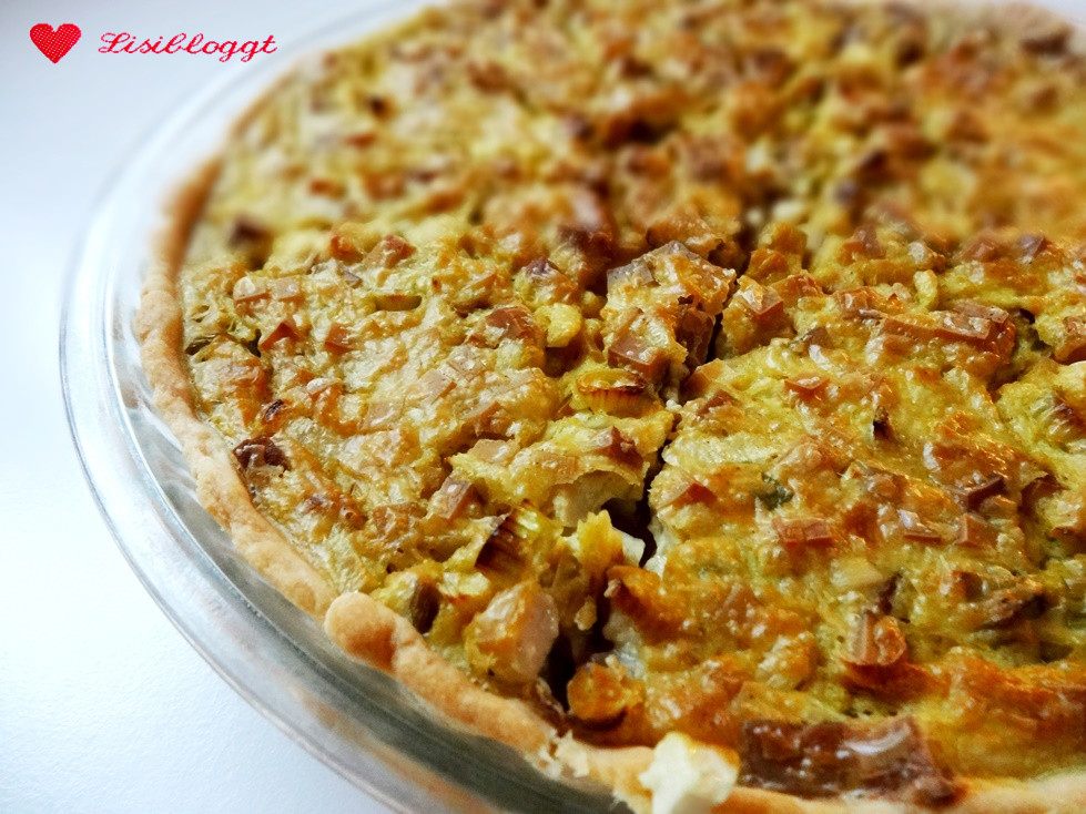 rezept vegane quiche lorraine mit r uchertofu lisibloggt. Black Bedroom Furniture Sets. Home Design Ideas