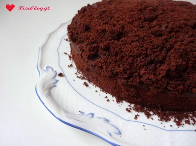 Rezept: Veganer Maulwurfkuchen mit Pannen-Füllung