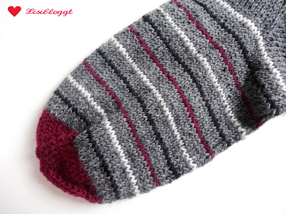 Outstanding Socken Musterstricken Adornment - Decke Stricken Muster ...