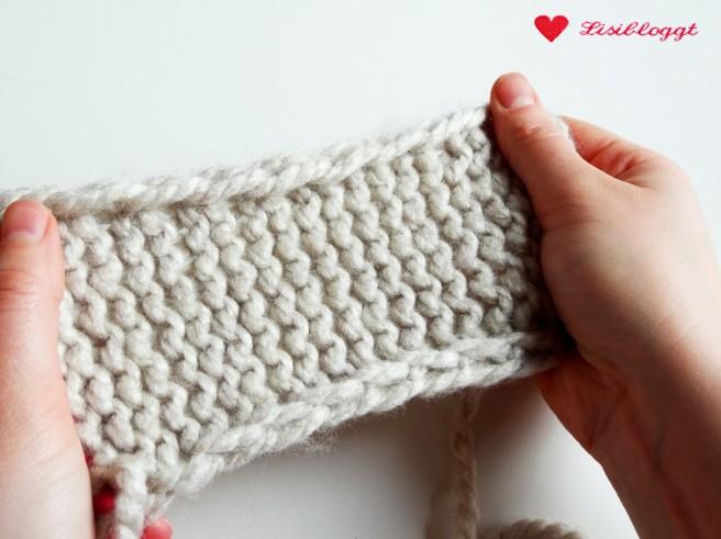 Lisitipps: Hilfe – mein Strickstück rollt sich ein!