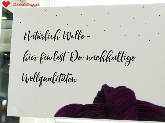 """Lisibloggt beim """"Tag der Wolle"""" 2018, OZ-Verlag Freiburg"""