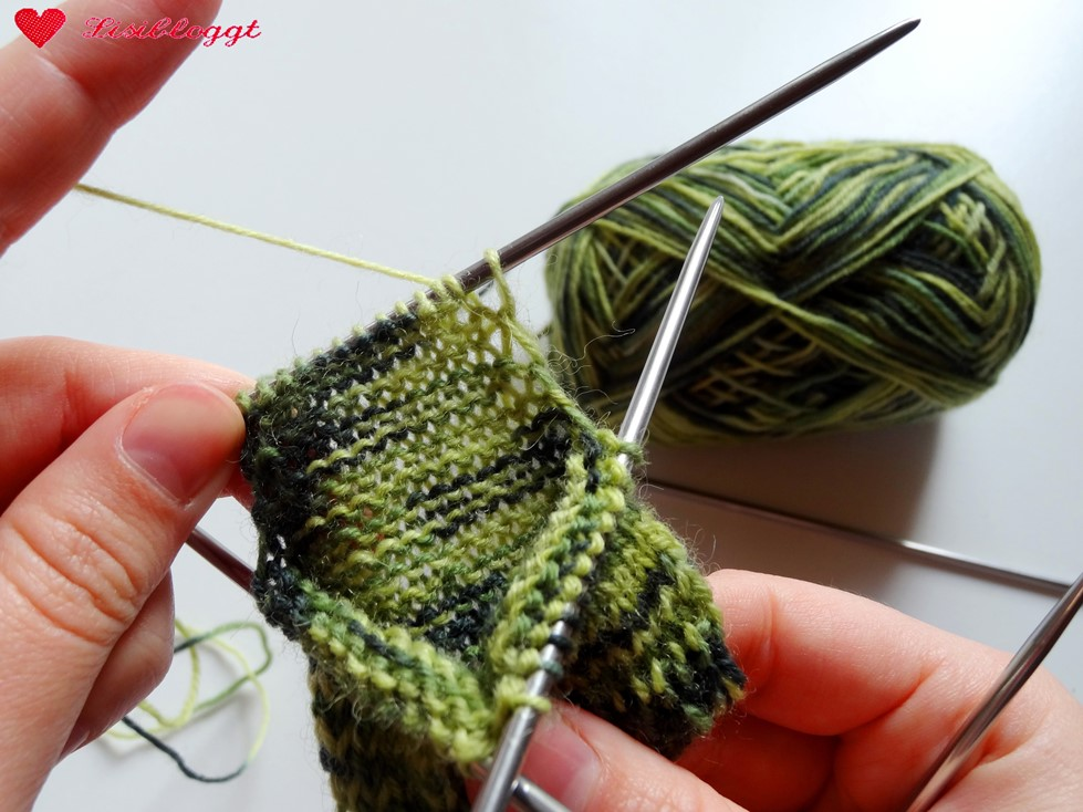 Anleitung Einfache Baby Socken Stricken Lisibloggt