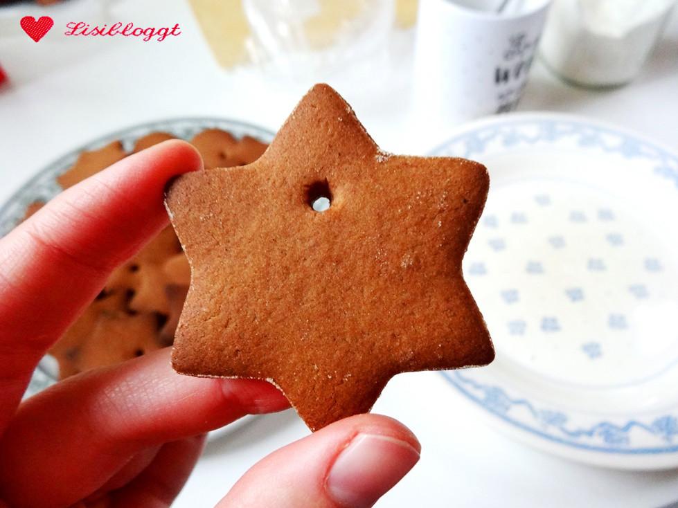 Rezept Vegane Lebkuchen Anhänger Backen Lisibloggt