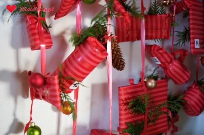 Anleitung: 4 verschiedene DIY-Adventskalender