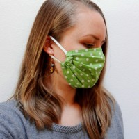 Anleitung: Einfache DIY-Alltagsmaske nähen