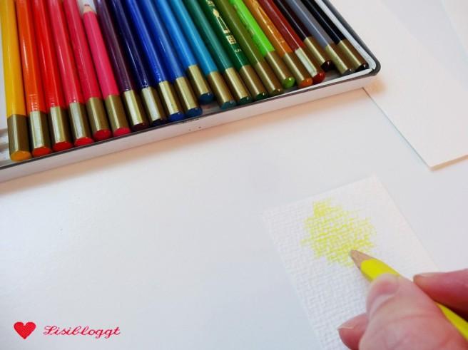 Anleitung: DIY-Lesezeichen mit Aquarell und Handlettering