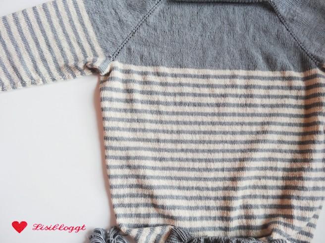 """Lisitipps: Wie strickt man Pullover mit """"Raglan von oben""""?"""