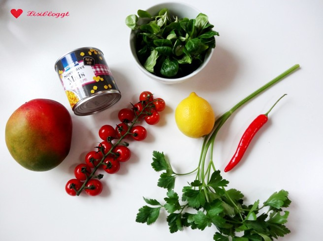 Rezept: Vegane Kichererbsen-Mango-Wraps mit Cashew-Sour-Cream
