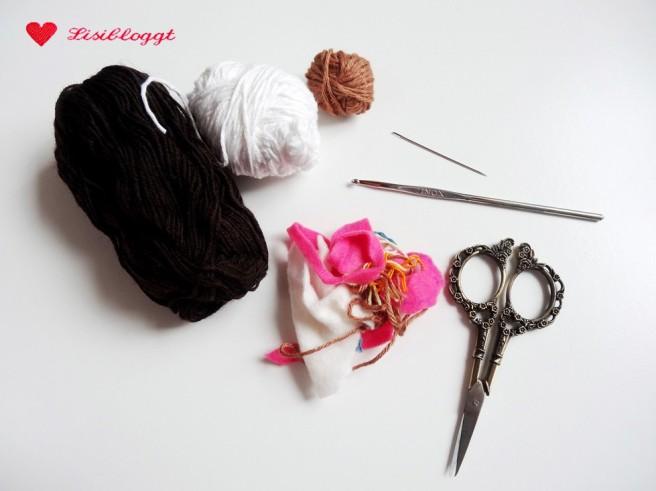 Lisitipps: Warum ich alle Woll- und Stoffreste aufbewahre