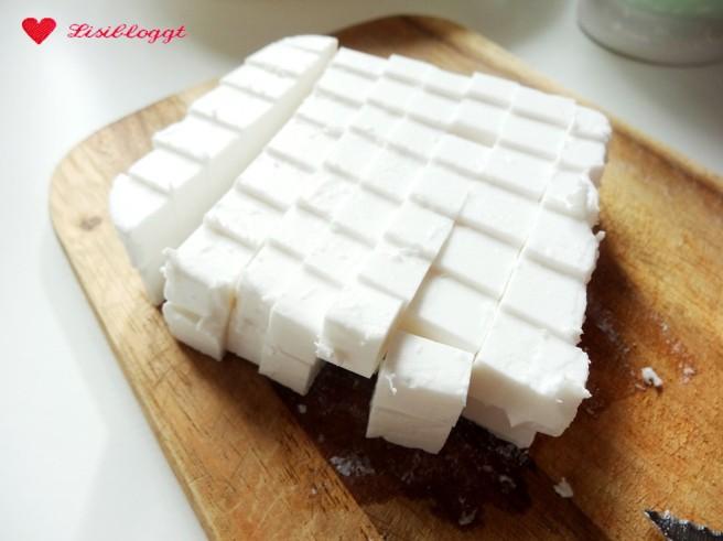 """Rezept: Vegane Spinat-Boerek mit Minz-""""Joghurt"""""""